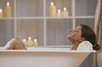 Bagno caldo terme fai da te l acqua calda una scoperta - Bagno caldo in gravidanza ...